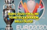 EURO 2020 finalini yönetecek hakem belli oldu!
