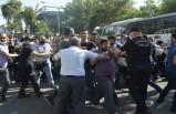 Eylem yapan 10 tütün işçisi tutuklandı