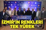 İzmir'in renkleri tek yürek
