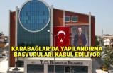 Karabağlar'da yapılandırma başvuruları kabul ediliyor