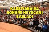 Karşıyaka'da kongre heyecanı başladı