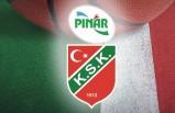 Pınar KSK'de Burak Can imzaladı, Mitchell yolda
