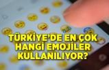Türkiye'nin favori emojisi belli oldu