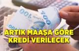 Bakan Elvan açıkladı: Artık maaşa göre kredi verilecek