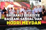 Bayraklı Belediye Başkanı Sandal'dan hodri meydan