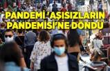 Bilim Kurulu Üyesi Akın: Pandemi, 'aşısızların pandemisi'ne döndü