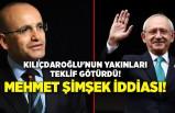 CHP'den Mehmet Şimşek iddiası! Kılıçdaroğlu'nun yakınları teklif götürdü!