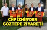 CHP İzmir'den Göztepe ziyareti