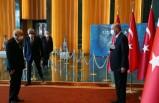 Cumhurbaşkanı Erdoğan, 30 Ağustos tebriklerini kabul etti