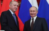 Cumhurbaşkanı Erdoğan, Putin ile görüştü