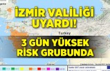 Ege ve Antalya, yangın riskinde 'turuncu' kategoride