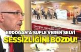 Erdoğan'a sufle veren Selvi sessizliğini bozdu! 'Sel felaketi canımızı yakarken…'