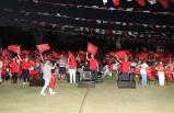 Gaziemir'de 99. gurur yılına yakışır kutlama