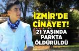 İzmir Buca'da cinayet! Husumetlisi tarafından öldürüldü