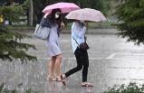 Meteoroloji uyardı: Yerel yağışlara dikkat
