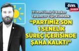 """""""Partimiz son 1 senelik süreç içerisinde şaha kalktı"""""""