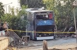 Silifke'de yolcu otobüsü devrildi: 33 yaralı
