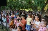 Torbalı'da özel çocuklara özel şenlik