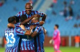 Trabzonspor, Sivasspor'u tempolu maçta 2-1 mağlup etti