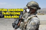 Türk askerinin tahliyesine başlandı