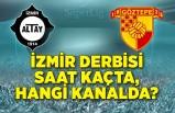 Altay-Göztepe maçı saat kaçta?