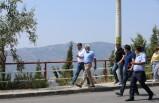 Bayraklı Belediye Başkanı Sandal'ın mahalle gezileri devam ediyor