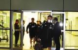 Beşiktaş 16 kişilik kadrosuyla İzmir'de