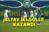 Çaykur Rizespor: 1 - Altay: 2