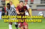 Göztepe'de Arslanagic, en isabetli transfer