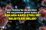 İşte Türkiye'de de görülen Mu varyantına genel bakış