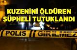 İzmir Buca'da kuzenini öldüren şüpheli tutuklandı