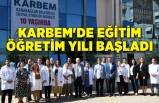KARBEM'de eğitim öğretim yılı başladı