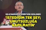 Kılıçdaroğlu: Bir ülke kaynağını önce çocukları için harcar