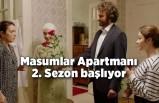 Masumlar Apartmanı 2. Sezon çekimleri için sete çıktı!