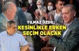 Özdil, Erdoğan'ın seçim öncesi hallerini hatırlattı