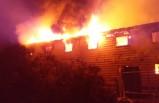 Bodrum'da 5 yıldızlı otelde yangın