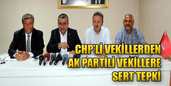 AK Parti'ye Tepki!