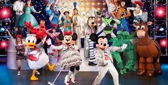 Mickey ve Arkadaşları İzmir'e Geliyor