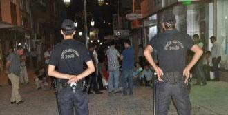 Çorum'da HDP Binasına Yürüdüler