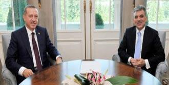 Gül, Erdoğan'la Görüştü