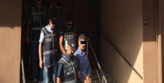 9 İnsan Kaçakçısı Tutuklandı
