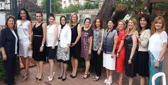 İzmirli Kadın Girişimciler Buluştu