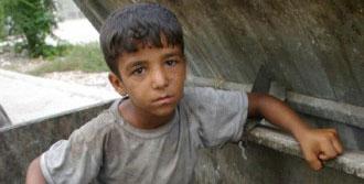 Suriyeli Çocuklar Ekmeklerini Çöpten Çıkartıyor