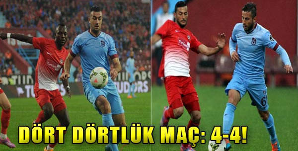 Trabzonspor Son Nefeste!