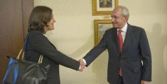 Kılıçdaroğlu, AB Raportörü ile Görüştü