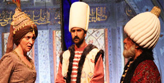 'Kösem Sultan' Ümraniye Sahnesi'nde