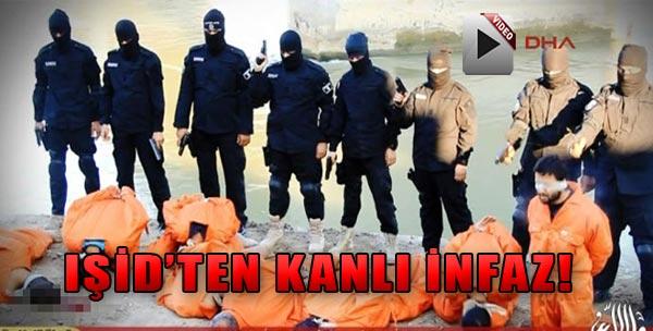 IŞİD'ten Yeni Görüntüler