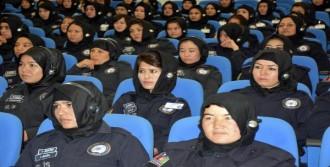 Kadın Polis Adayı Sivas'ta Eğitilecek