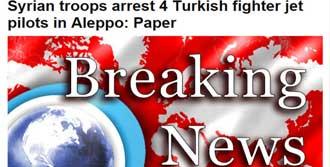 4 Türk Pilotu Gözaltına Alındı!
