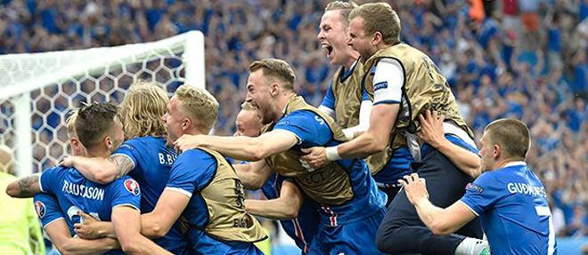 İzlanda Avusturya'yı Son Anda Bitirdi